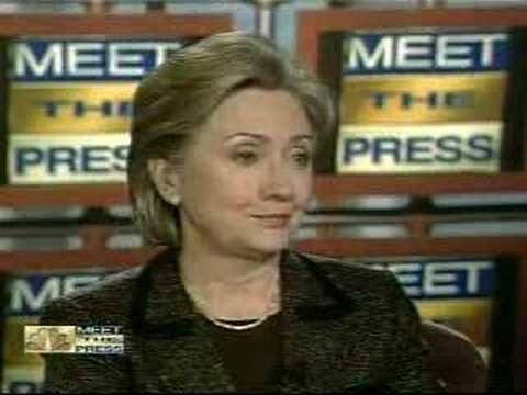 meet the press transcript january 13 2008