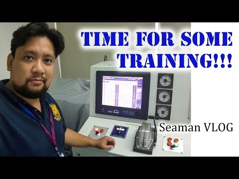 Training Day!  Electronically Controlled Diesel Engines | Chief MAKOi Seaman Vlog