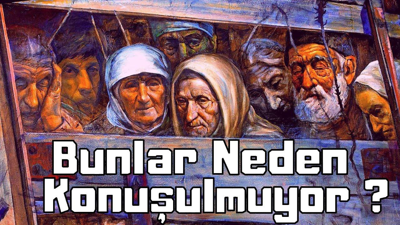 Türklere Karşı Yapılan 10 KATLİAM