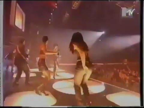 Pras ft Destiny's Child - GHETTO Superstar (Live) 1998 EMA's