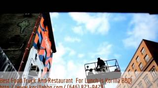 Best Food Truck And Restaurant In  Columbus Circle For Lunch is KorillaBBQ! Visit Us Today