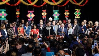 Prime Minister Trudeau delivers remarks on the occasion of Diwali