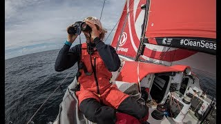 Dongfeng fights for the lead in the celtic sea | Leg Zero, Rolex Fastnet Race