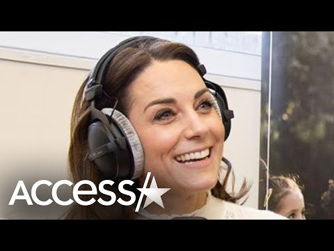 Kate Middleton Admits She Tried Hypnobirthing With All Three Kids