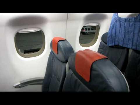 [Flight Report] AIR EUROPA | Madrid ✈ Paris | Embraer E-190 | Economy