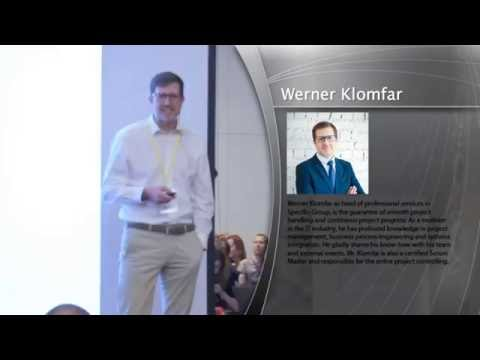 Werner Klomfar – SW Development for financial institutions
