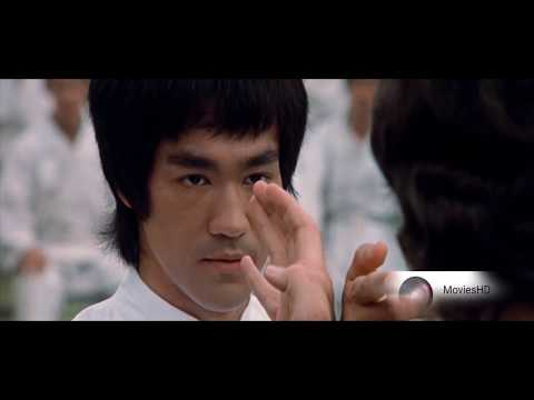Enter The Dragon (Bruce Lee Vs O'Hara) HD