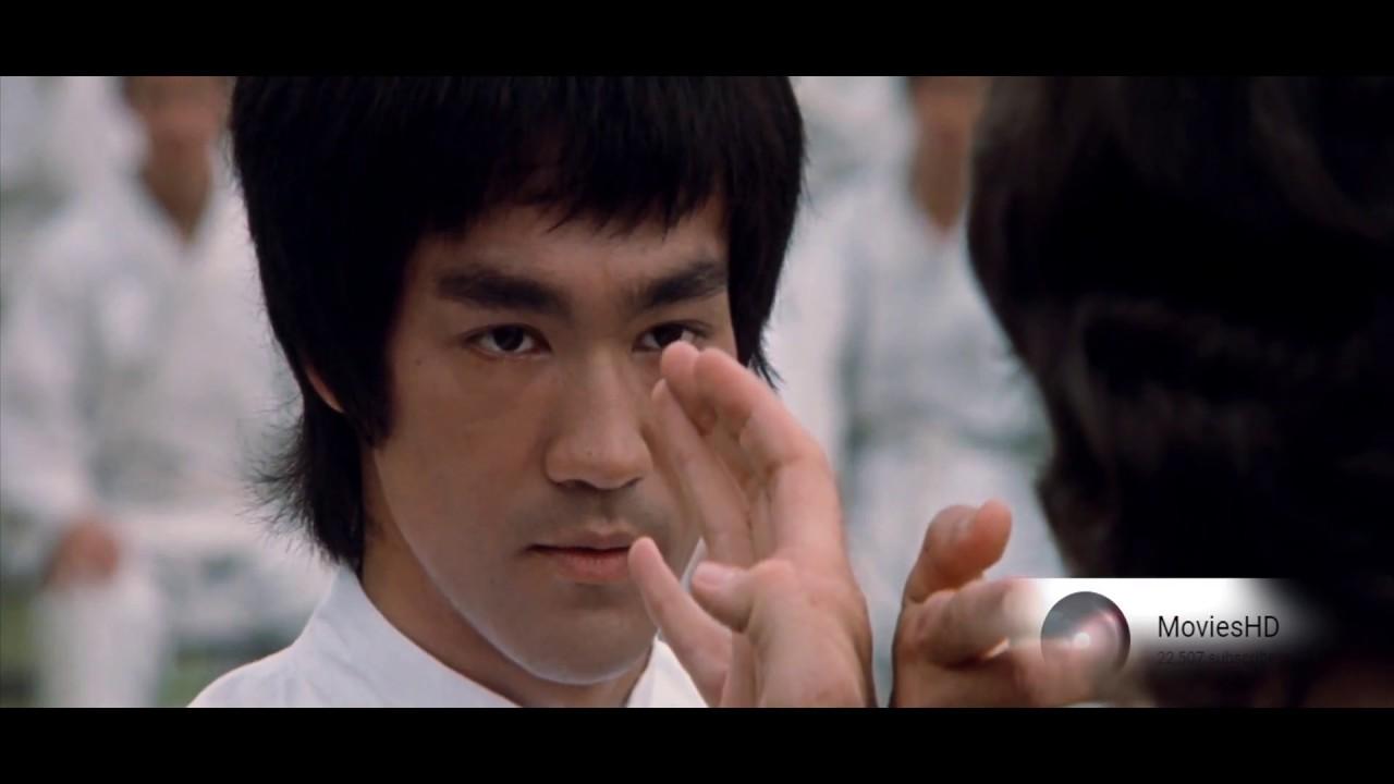 Download Enter The Dragon (Bruce Lee Vs O'Hara) HD