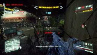 Marshall Crysis 3 Beta Gameplay Max Settings 1080p (GTX 680)