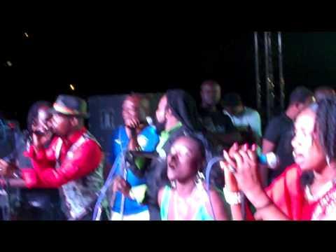 Koudjay _ Rap Kreyol/Racine Concert (Champ Mars) haitianbeatz.com