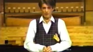 MAX EMANUEL CENCIC boy soprano -  Exsultate Jubilate