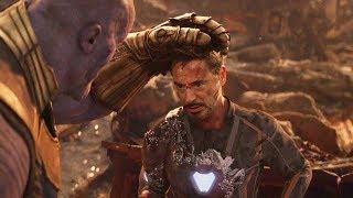 Танос Протыкает Старка - Реакция из Кинотеатра (Мстители Война Бесконечности)