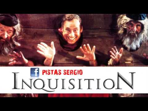 THE INQUISITION - MEL BROOKS - KARAOKE
