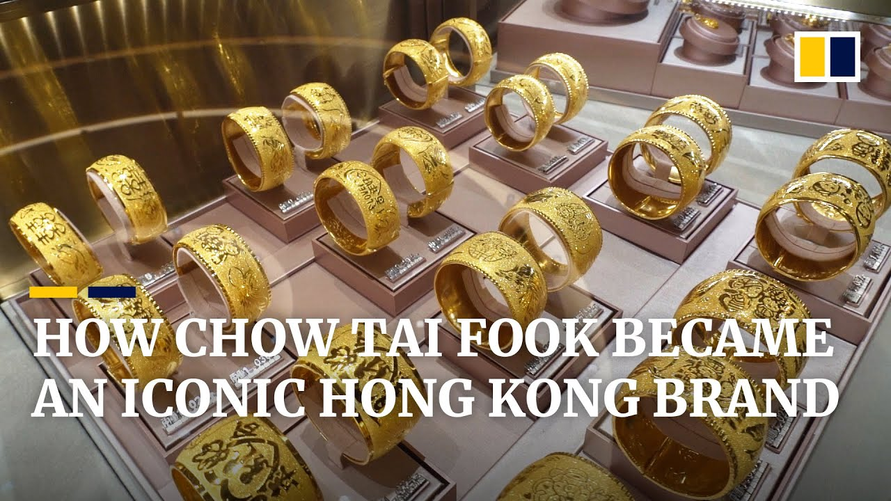 The story of Chow Tai Fook – from goldsmith to jewellery conglomerate