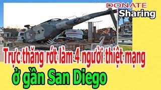 Tr,ự,c th,ă,ng r,ớ,t làm 4 ng,ư,ờ,i th,i,ệ,t m,ạ,ng ở g,ầ,n San Diego - Donate Sharing