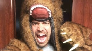 CANADIAN BEAR ATTACK! (7.4.14 - Day 1892)