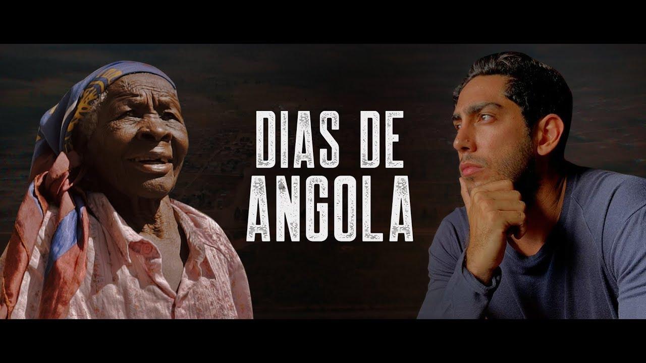 Dias de Angola - Mini Documentário DESCONFINADOS