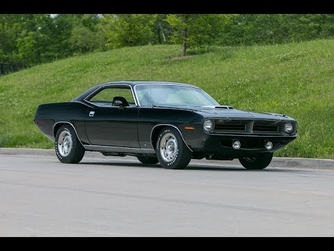 1970 Plymouth Cuda For Sale - YouTube