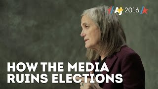 Amy Goodman: How The Media Is Ruining This Election