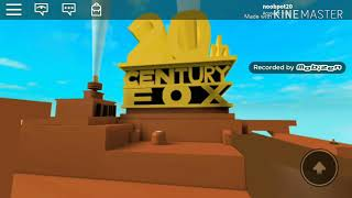 20th century fox logo roblox (2006)