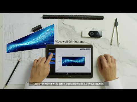 Samsung Display Solutions - Configurator App