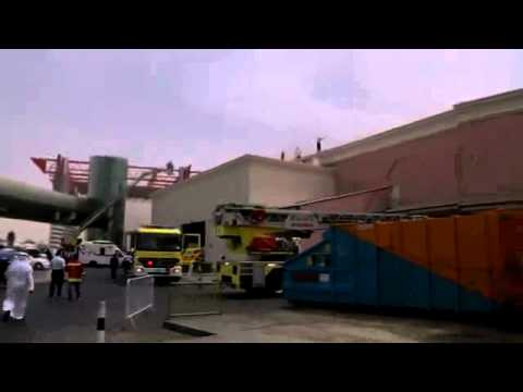 Video: Doha Villagio Mall disaster