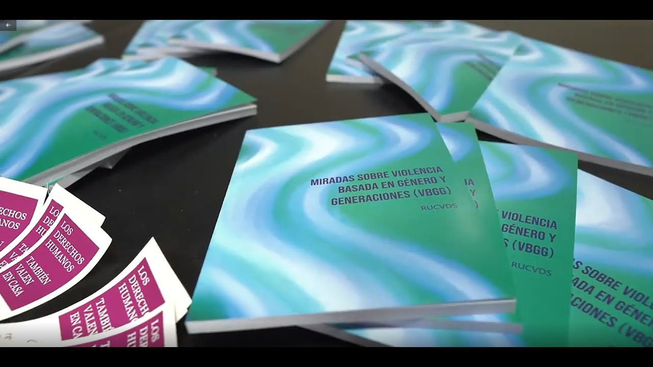 """Presentación del Libro """"Miradas sobre la violencia basada en género y generaciones"""""""