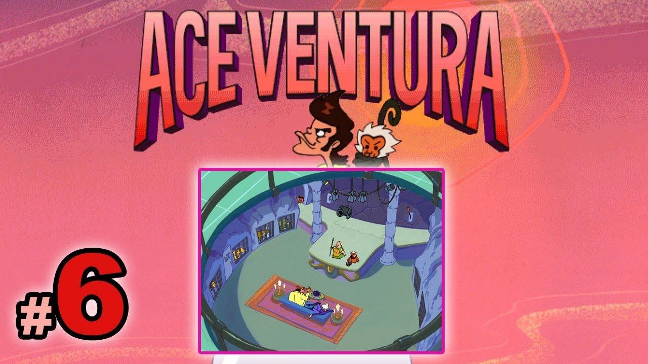 """Let's Play: Ace Ventura odc. 6 – """"Wystąpienie operowe"""" (Koniec)"""