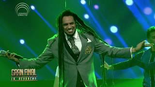 """Matamba nos canta """"El bolero"""" en la final de Factor X Bolivia"""