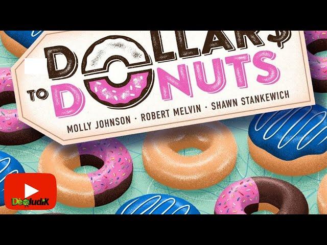 Dollars To Donuts  - La règle du jeu -  Crafty Games - Kickstarter