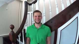 Для тех кто хочет сам сделать лестницу,деревянную лестницу.г.Курск