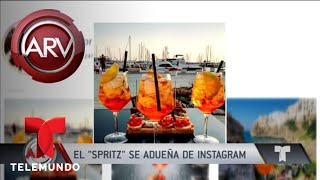 Aperol Spritz, el coctel furor que es viral en Instagram | Al Rojo Vivo | Telemundo
