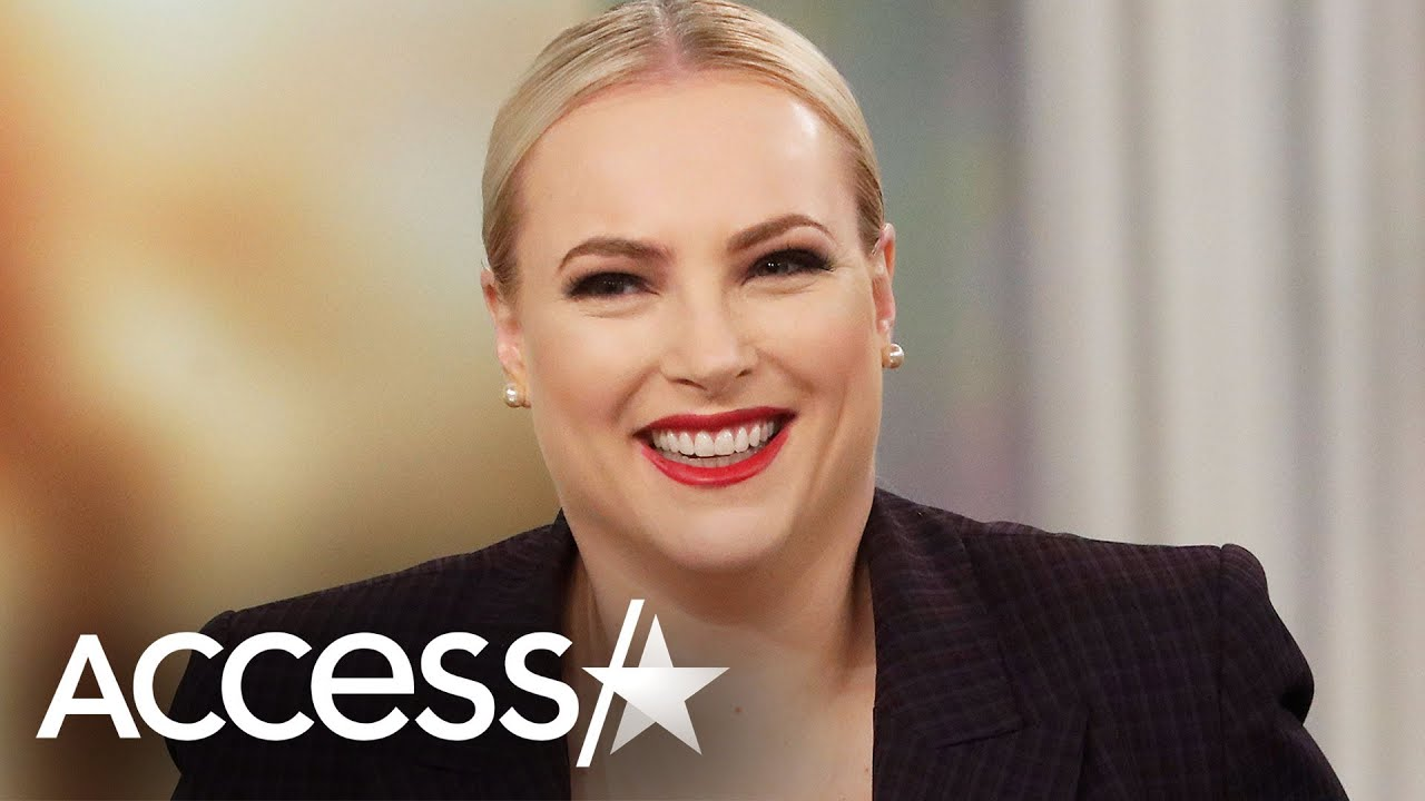 Meghan McCain Admits She Almost Signed Tiger King Joe Exotic's Petition For Pardon