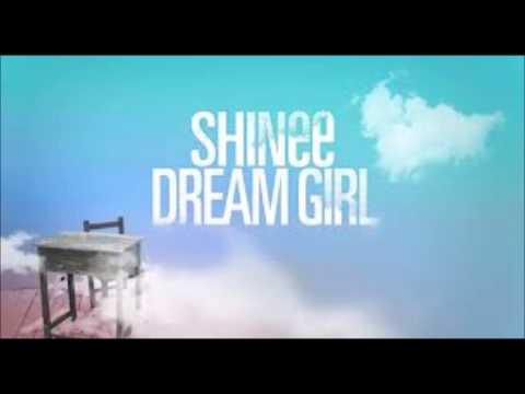 (MP3 Album Download Link) SHINee-Dream Girl