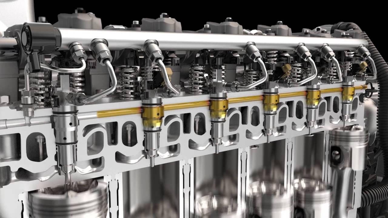 mack common rail fuel system [ 1280 x 720 Pixel ]