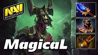 MagicaL Undying | Natus Vincere | Dota 2 Pro Gameplay