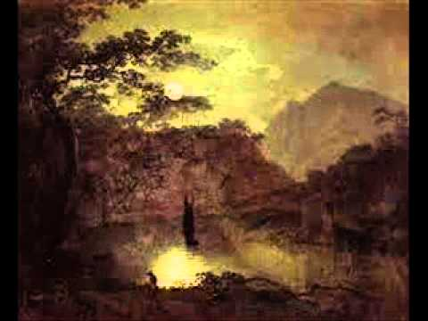 "Marie Novello plays Debussy ""Clair de lune"""
