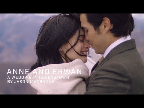 Anne Curtis and Erwan Heusaff's Wedding in Queenstown