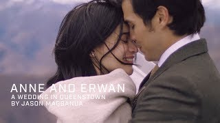 Anne Curtis and Erwan Heussaff's Wedding in Queenstown