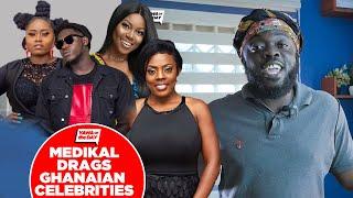 Eiii! Medikal Dr@gs Ghanaian Celebs Over Akufo-Addo Issue!