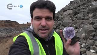 amatistas y piedra del corazón programa Contacto YouTube Videos