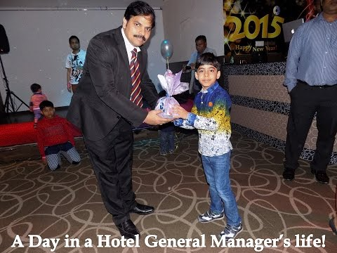 A Day in a Hotel General Manager's life!