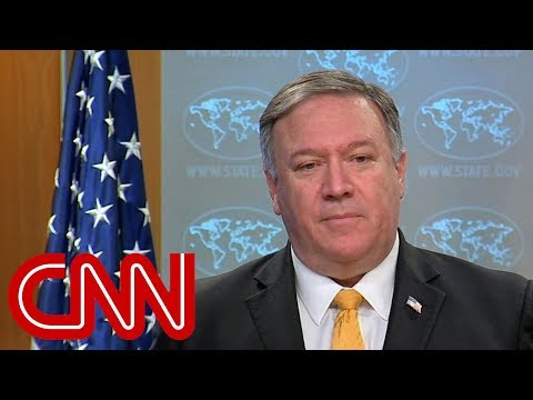 Secretary Pompeo calls out Russia for 'shamelessly violating' treaty