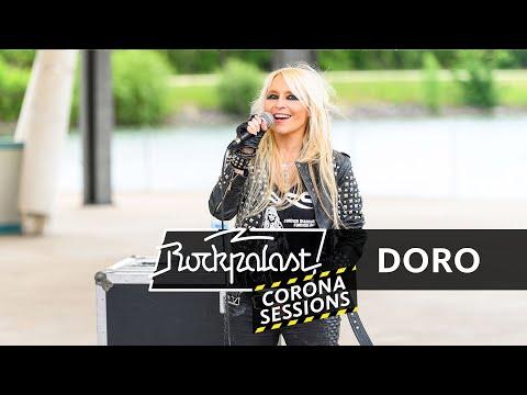 Doro live | Corona Sessions | Rockpalast 2020