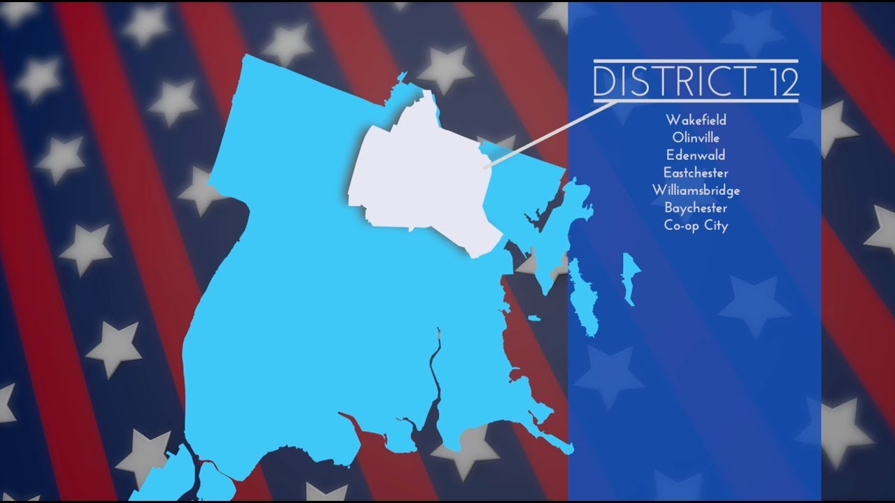 In the District: CD12