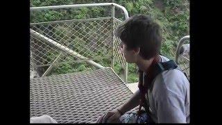 bungee jump at victoria falls