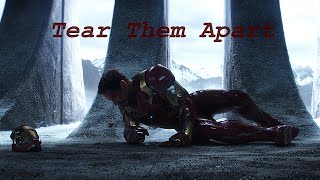 (Marvel) Avengers | Tear Them Apart