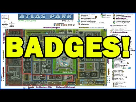 Come Get Yer Badges! | Badge Hunting League | Incarnate Trials After
