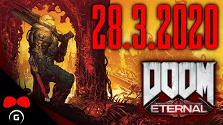 DOOM Eternal (Nightmare) | #1 | 28.3.2020 | Agraelus