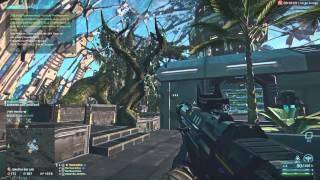 Planetside 2 - Bling in reavers - Air hammer gameplay